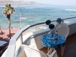 FABULOUS APARTMENT with SEA VIEW TERRACE - Las Palmas de Gran Canaria vacation rentals