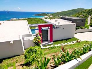 Luxury villa with best of views on St Barths from your bed - Sint Maarten vacation rentals