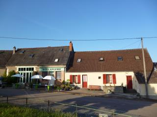 Gite Le Fournil in natural park Morvan, Bugundy - Nievre vacation rentals