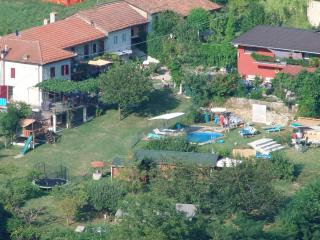 Group accommodation in private resort with pool - Bonvicino vacation rentals