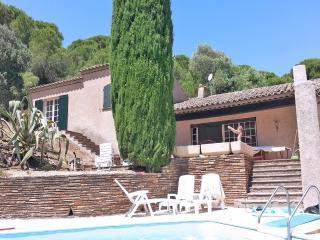 Villa familiale vue mer piscine 8pers-Ste Maxime - Saint-Maxime vacation rentals