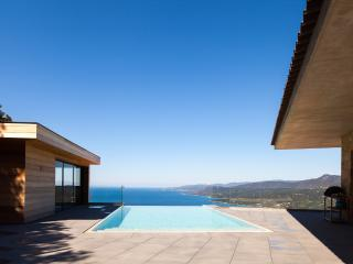 Architect's house up above Propriano - Propriano vacation rentals