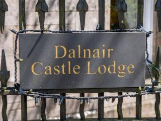 Dalnair Castle 5 Star with HUGE PRIVATE hot tub - Drymen vacation rentals