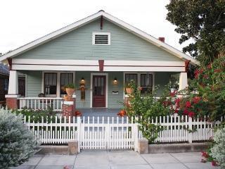 Charming Craftman Style Cottage at  Galveston - Galveston Island vacation rentals