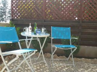 Agros two bedroom holiday apartment with pool - Mandria vacation rentals