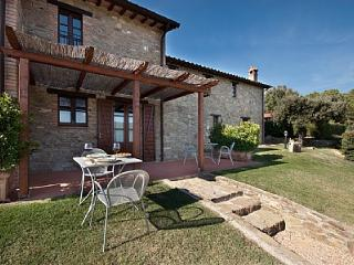 Bright House with Deck and Shared Outdoor Pool - Gualdo Cattaneo vacation rentals