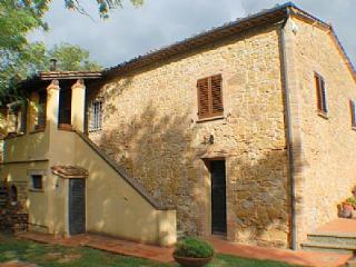 Nice 3 bedroom Vacation Rental in Montaione - Montaione vacation rentals