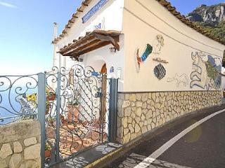2 bedroom House with Deck in Positano - Positano vacation rentals