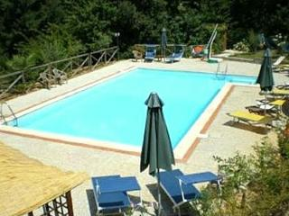 Charming House in Pescia with Deck, sleeps 7 - Pescia vacation rentals