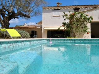 Charming Stone Villa with Pool & Billiard - Le Plan-de-la-Tour vacation rentals
