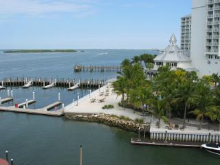 Beautiful waterfront condo next to Marriott Resort - Fort Myers vacation rentals