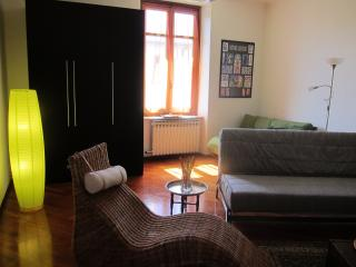 Nice Condo with Internet Access and Garden - Turin vacation rentals