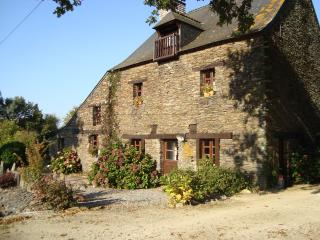 1 bedroom Bed and Breakfast with Internet Access in Les Fougerets - Les Fougerets vacation rentals