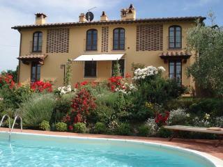 5 bedroom House with Private Outdoor Pool in Montespertoli - Montespertoli vacation rentals