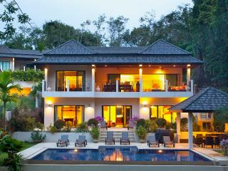 SUNSTONE: 7 Bedroom, Private Pool Villa near Beach - Nai Harn vacation rentals