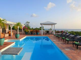 La Magnolia at Terres Basses, Saint Maarten - Ocean View, Pool, Very Private - Terres Basses vacation rentals