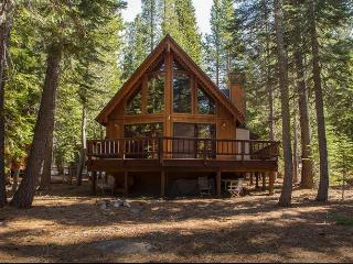 Tahoe Donner Golf Course Ski Chalet - Dog, Pet, Ki - Truckee vacation rentals