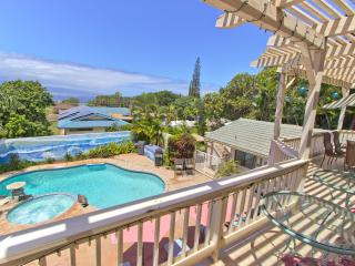 4BR Private Home; Pool Hot Tub; 1 Mile to Lahaina! - Lahaina vacation rentals