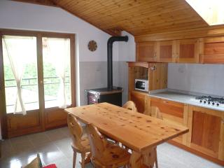 Bright 2 bedroom Valle d'Aosta Townhouse with Television - Valle d'Aosta vacation rentals