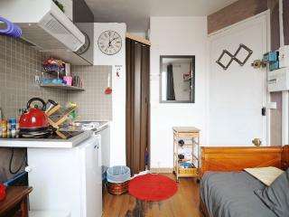 Nice Paris Studio rental with Internet Access - Paris vacation rentals