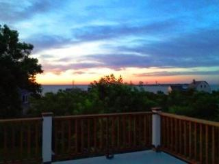 Athena Cottage by the Sea:  Great ocean views from two decks! 1 mi from beach - Rockport vacation rentals