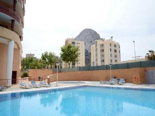 Wonderful 2 bedroom Apartment in Calpe - Calpe vacation rentals