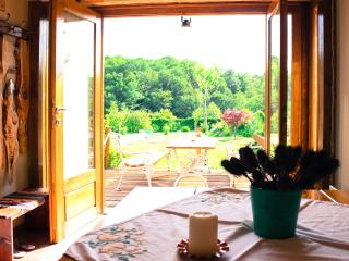 Apartment Wellness4you for 2 with a beautiful terrace - Lopatinec vacation rentals