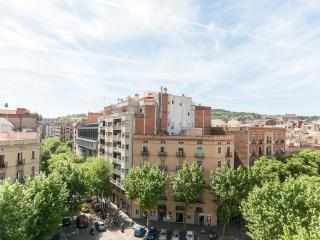 Penthouse with terrace- Sant Antoni Market - Barcelona vacation rentals
