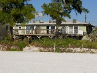 Beach Front 'Parrotdise' Private with Sunset View - Treasure Island vacation rentals
