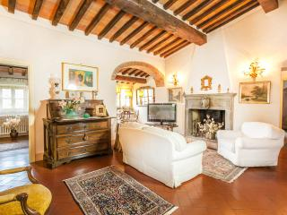 Two villas at the top of Tuscan hills, near Arezzo - Arezzo vacation rentals