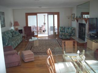 Oceanfront 3 bedroom, 2 bath condo - Ocean City vacation rentals