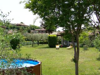 Villa with garden, lake view and private pool - Manerba del Garda vacation rentals