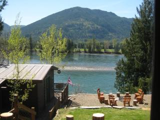 Nice House with Deck and Internet Access - Clark Fork vacation rentals