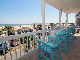 Dolphin Watch Condominiums - Unit 6 - Ocean Front - FREE Wi-Fi - Tybee Island vacation rentals