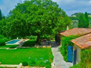 Luxury stone villa in Opio, 2 pools, guest  house - Opio vacation rentals