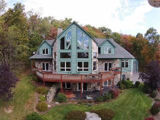 Breathtaking 4 Bedroom Mountain Chalet offers Luxury Living! - McHenry vacation rentals