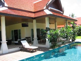 PHUKET, RAWAI,VILLA 4 CHAMBRES, GRANDE PISCINE - Rawai vacation rentals