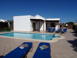 Comfortable Lanzarote Villa rental with Private Outdoor Pool - Lanzarote vacation rentals