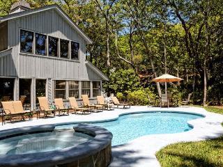 Off Shore 57, 6 Bedroom, Private Pool & Spa, Lagoon Views, Sleeps 18 - Hilton Head vacation rentals