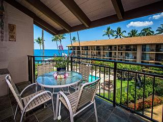 Ocean view 2 bedroom condo with a loft located in Ocean front Complex - Kailua-Kona vacation rentals