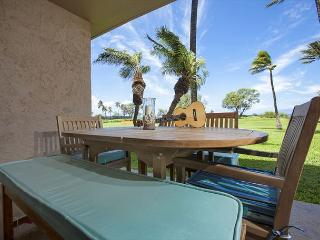 Luana Kai #A-103 - Ocean View, Ground Floor, A/C, Great Rates! - Kihei vacation rentals