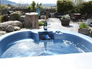 Beudy Bach private + hot tub with Gym & Solarium - Bangor vacation rentals