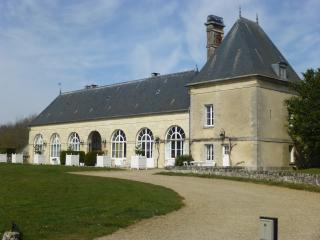 The Orangery, Chateau de la Trousse - Lizy-sur-Ourcq vacation rentals
