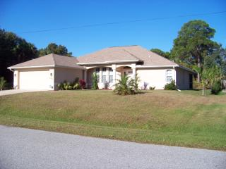 Perfect House with Internet Access and A/C - North Port vacation rentals