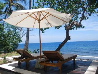 "1BR Beachfront Villa ""Honeymoon Escape"" - Singaraja vacation rentals"