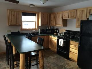 Peaceful Cabin on Lake in Middle of Hiawatha N.F. - Wetmore vacation rentals