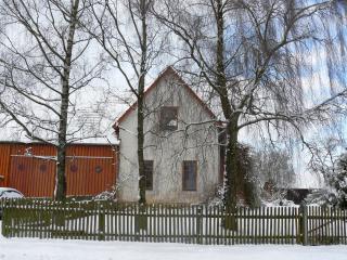 Vacation Apartment in Lichtenfels (Hesse) - 592 sqft, 1 bedroom, 1 living / bedroom, max. 4 people (#… - Lichtenfels vacation rentals