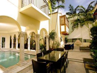 Refined 5 Bedroom Villa in South Beach - Miami vacation rentals