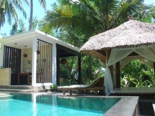 "1BR Beachfront Villa ""Honeymoon Escape"" - Singaraja vacation rentals"