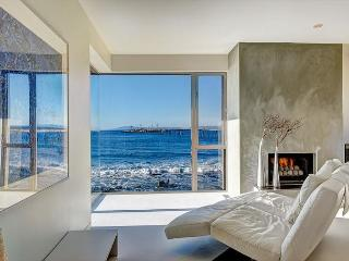 New July Discounts! Stunning 3BR Luxury Oceanfront Home in Ventura, Private - Ventura vacation rentals